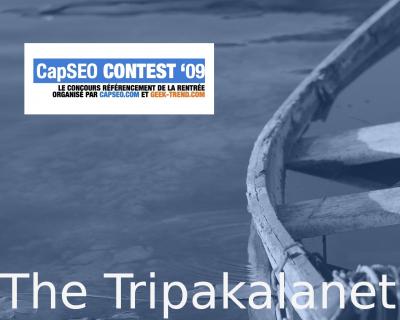 Le concours TRIKAPALANET qu'est ce que c'est ?